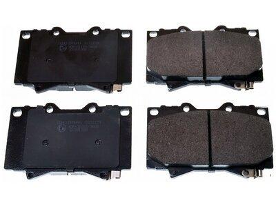 Prednje kočione pločice S70-0454 - Toyota Land Crusier 98-07