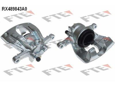 Prednje zavorne klešče 137679 - Opel Corsa 00-10
