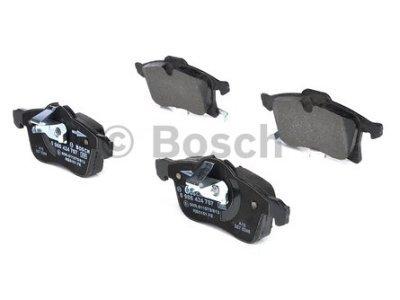 Prednje zavorne obloge BS0986424707 - Opel Adam 13-