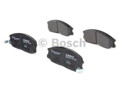 Prednje zavorne obloge BS0986424729 - Hyundai Trajet 00-08