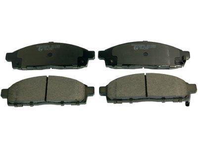 Prednje zavorne obloge S70-0492 - Nissan NV200 09-