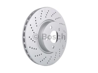 Prednji diskovi kočnica BS0986479408 - Mercedes-Benz Razred C 07-14