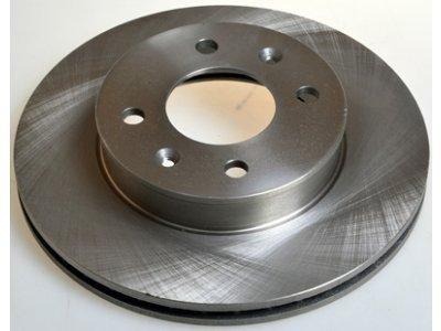 Prednji diskovi kočnica S71-0497 - Hyundai Getz 02-09