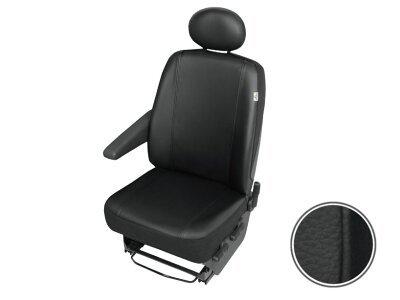 Prekrivač sjedala Kegel Practical Black DV 1 Master
