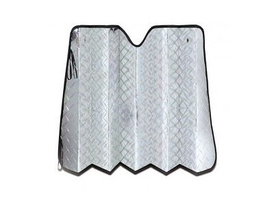 Prekrivač vjetrobranskog stakla Bottari Hologram Maxi 70 x 145 cm