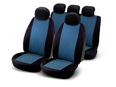 Presvlaka sjedala J9, plava