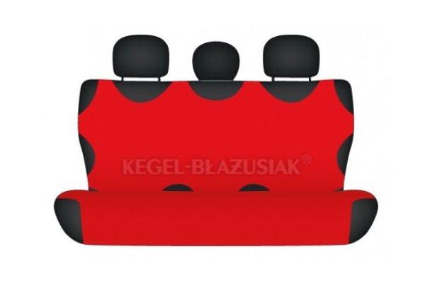 Presvlaka sjedala Kegel, crvena