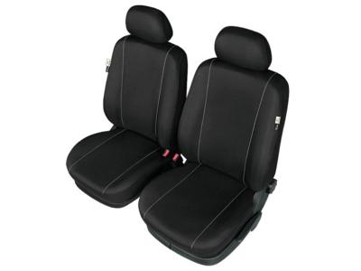 Presvlaka sjedala Kegel Hermes L Lux Airbag, crna
