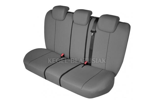 Presvlaka sjedala Kegel Hermes M-L Lux, siva