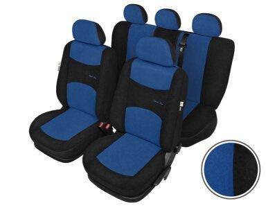 Presvlaka sjedala Kegel, L Super AirBag, komplet, plava