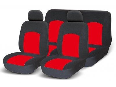 Presvlaka sjedala SPEED UP1, crvena / crna