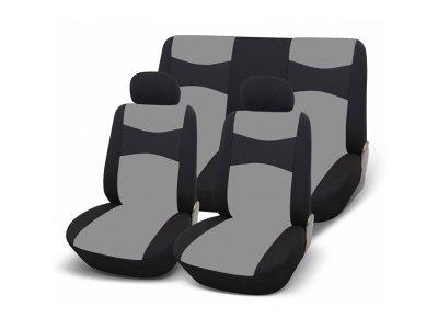 Presvlaka sjedala SPEED UP2, siva / crna