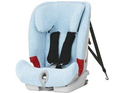 Presvlaka za automobilsko sjedalo, Romer, plava