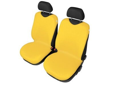 Presvlaka za sedište Kegel, A, žuta, dva komada