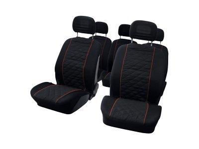 Presvlake za sedišta MPV za posamezne sedeže, 10 komada