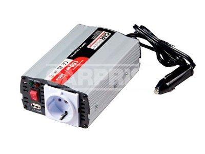 Pretvarač napona Carpriss, 12->230V, 150W USB 500mA