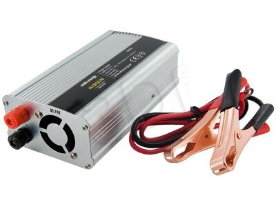 Pretvarač Whitenergy 24V - 230V 400W USB