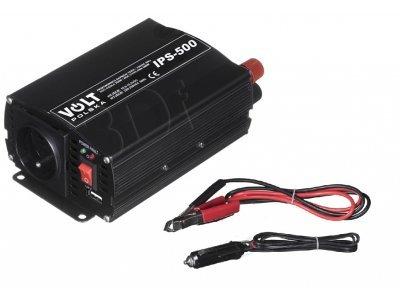 Pretvornik Volt Polska IPS 500 12/230V USB POW