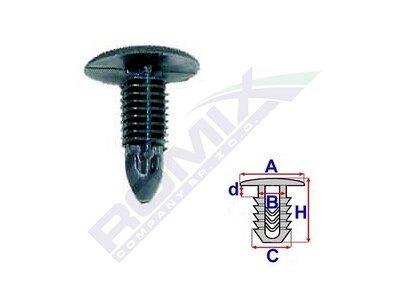 Pritrdilna sponka Ford/Seat/VW/Mercedes RXB23193 10 kosov