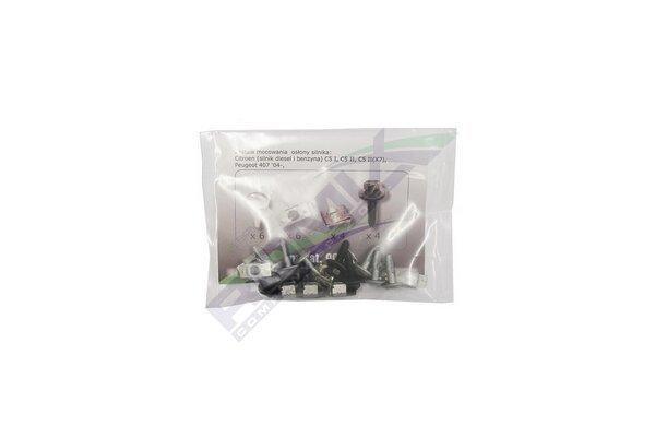 Pritrdilne sponke (za zaščite) Citroen C5 01-