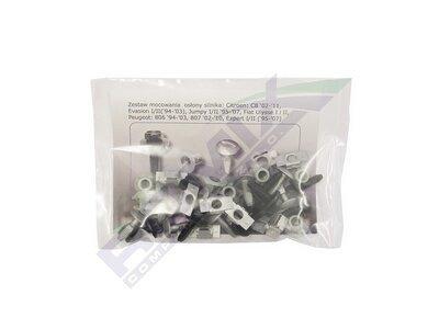 Pritrdilne sponke (za zaščite) Citroen C8 02-