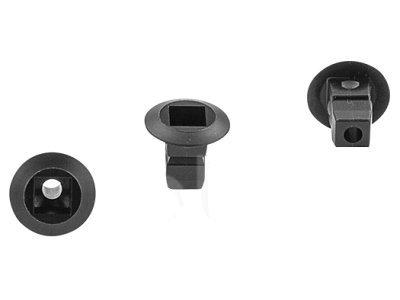 Pritrdilni set sponk (kolotek, odbijač) 6327575 - Volkswagen, Seat, Audi