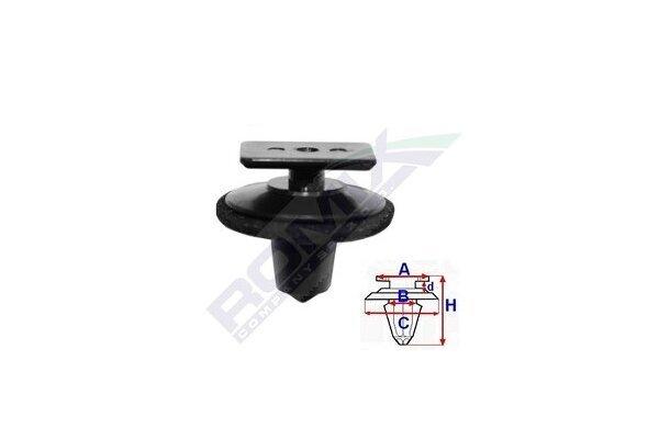 Pritrdilni set sponk RXC60755 Nissan Maxima 00-03