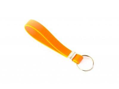 Privezak za ključeve narandžast