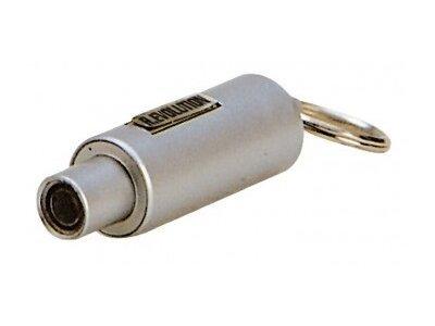 Privezak za ključeve sa plavim laserom, 13979