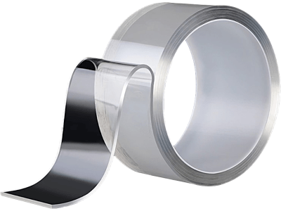 Prozirna nano zaštitna traka, 3 cm x 300 cm, 1+1 Gratis