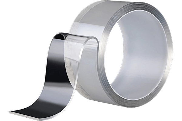 Prozoren nano zaščitni trak, 3 cm x 300 cm, 1+1 Gratis