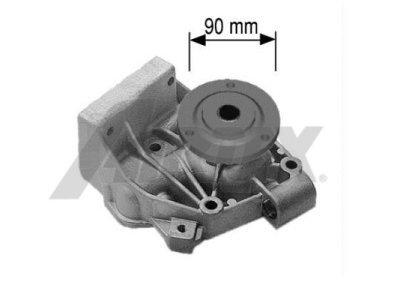 Pumpa za vodu 129158 - Citroen, Fiat, Peugeot