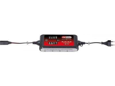 Punjač-održavatelj baterije 6/12V 4A mikroprocesor