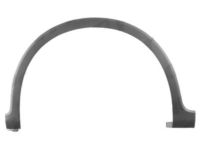 PVC rub blatobrana Honda Civic 05-11