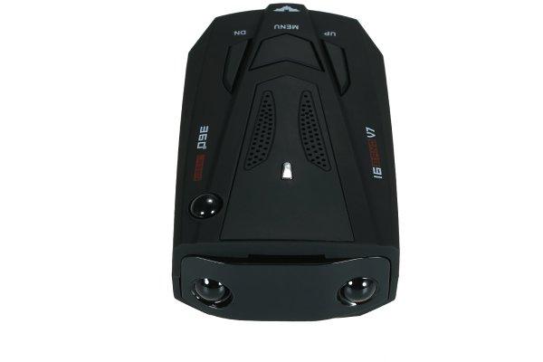 Radarski detektor, otkrivanje radara u krugu od 360 °, domet do 800 m, LED ekran
