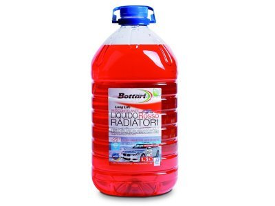 Rashladna tečnost Bottari (crvena) 5L