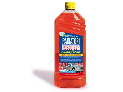 Rashladna tekućina GoodYear (crvena) 1L
