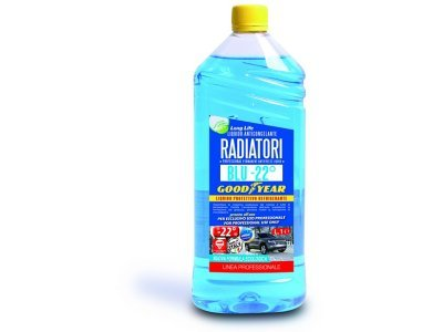 Rashladna tekućina GoodYear (plava) 1L