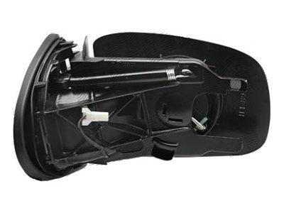 Retrovizor (bez kućišta) Mercedes-Benz M (W163) 98-05 podesivo