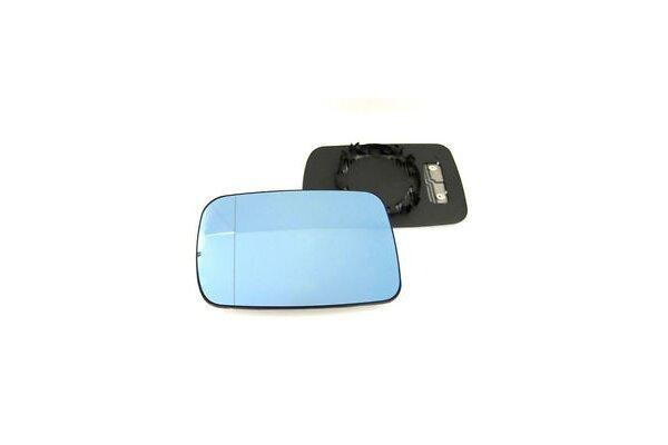 Retrovizor BMW 3 E46 98-05 grijano/plavo