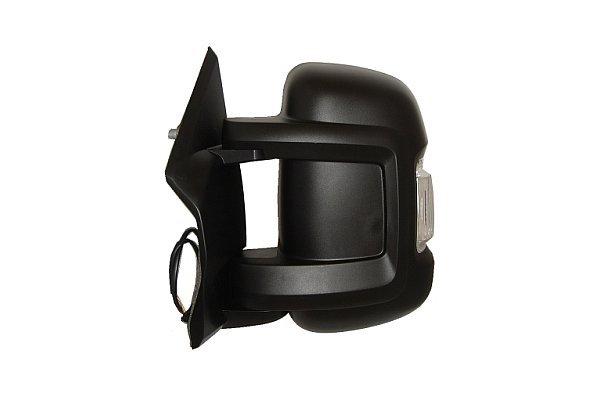 Retrovizor Citroen Jumper 06-, ručno, crno