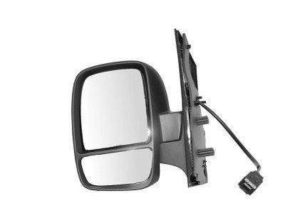 Retrovizor Fiat/Peugeot Scudo/Expert 07- ele. podesivo dva ogledala