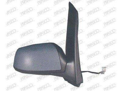 Retrovizor Ford Focus C-Max 03-07, električno podešavanje, za farbanje, konveksno i hromirano staklo + dodatno osvetljenje i žmigavac, Premium