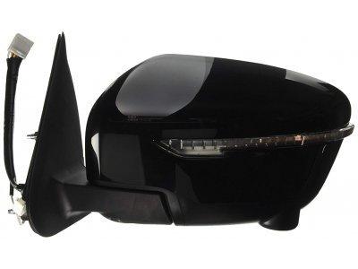 Retrovizor Nissan Juke 14-, električno sklopivo, 15 pinova (+kamera)