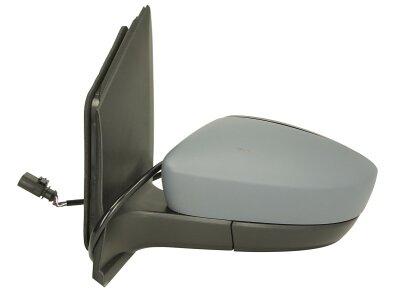 Retrovizor Seat MII 12-, električno pomeranje, kućište za lakiranje, 9 pinova