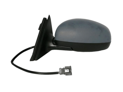 Retrovizor Škoda Fabia 07- električni