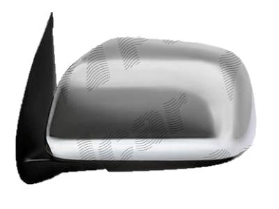 Retrovizor Toyota Hilux 05-, električno pomeranje, hromirani okvir, 3 koneketora