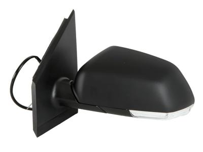 Retrovizor VW Polo 05- crno