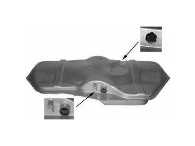Rezervoar goriva 5505ZP-2 - Opel Astra/Opel Kadett E 91-, 1.7D