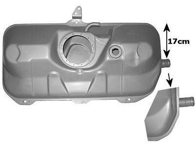 Rezervoar goriva Fiat Cinquecento -93